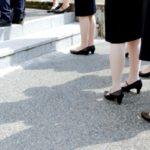 就活靴の選び方のポイント|面接官は足元をよく見て判断している!